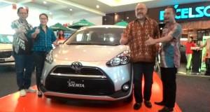 Harga All New Sienta OTR Bali Rp 240-305 Juta, Target 100 unit per Bulan