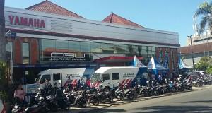 Yamaha Fasilitasi Konsumen SIM Keliling Online