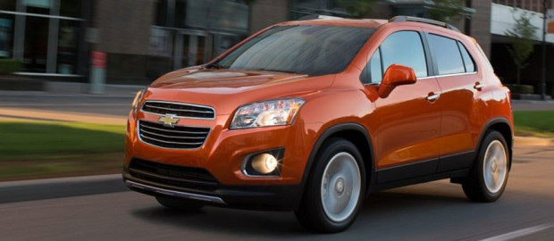 Chevrolet Trax, Fitur Terlengkap dan Mesin Turbocharger Pertama di Kelasnya