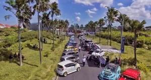 Denpasar Car Meet Up 2016, Ceper Mobil Pun Bisa Diukur Pake Kartu