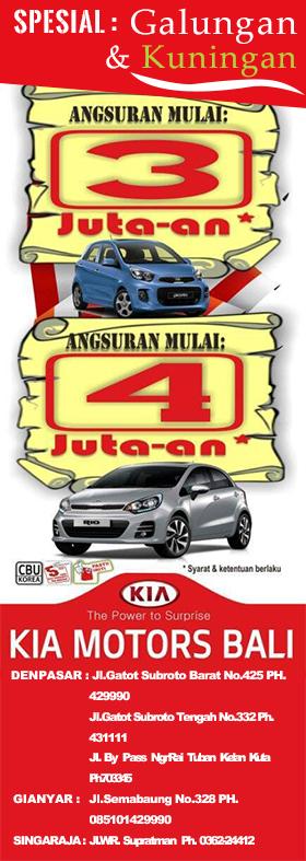 KIA Motor Bali