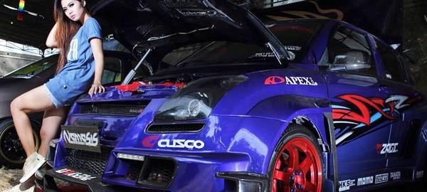 Swift Street Racing Nemesis Sebagai King of GMC dan Singaraja