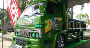 Yang Unik GMC 2016: Modifikasi Truk, Persaingan Ketat Audio Hingga Games Out of The Box dan Car Limbo