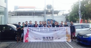 Swift Club Indonesia Chapter Bali Mantapkan Soliditas
