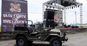 HUT TLCI ke-4, Ingin Tepis Anggapan Land Cruiser Kendaraan Ormas