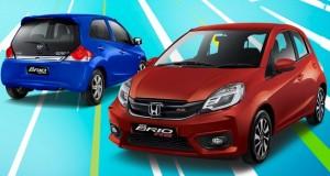 10 Mobil Yang Paling Ditelusuri di Google Selama 2016, Honda Brio Terpopuler, Kenapa?