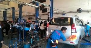Agung Toyota Kuta Catat Rekor Express Maintanance Tercepat, Hanya 21 Menit, 41 Detik!