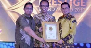TAM Raih 2 Penghargaan dalam Ajang Indonesia Prestige Brand Award 2017