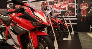 2016 Penjualan Turun 1,6%, Honda Catat Peningkatan Segmen Motor Sport