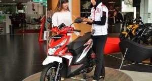 Segmen Skutik, Masih Penyumbang Kue Terbesar Honda