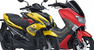 Spesifikasi Hampir Sama, Apa Beda Yamaha N-Max dan Aerox 155?