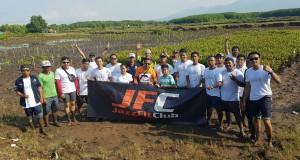 JFC Chapter Bali Gelar Serangkaian Bakti Sosial Menuju Jazz Fit Day