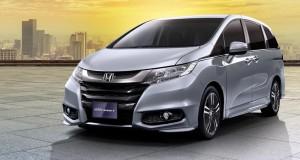 Pilihan Paket Aksesoris Modulo Untuk New Honda Odyssey