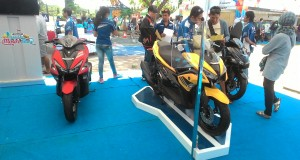 Bali 'Kick Off' Pertama Blue Core Yamaha Motor Show