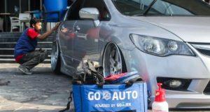 Go-Jek Ekspansi Produk Go-Auto