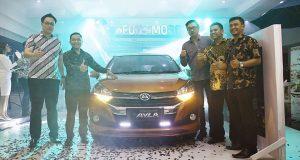 Upgrade Performa, Style dan Kenyamanan, New Astra Daihatsu Ayla di Bali Dibandrol Mulai Rp105-157 juta