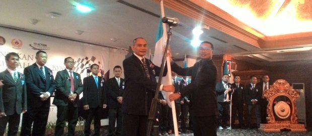 Dilantik Ketua IMI Sadikin Aksa, Seniweca Resmi Sah Ketua IMI Bali Periode 2016-2020