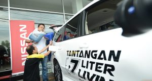 Madiun – Yogya, Nissan Grand Livina Hanya Konsumsi BBM 7 Liter?