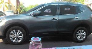X-Trail Blind Parking Challenge: Parkir Mobil Tanpa Spion? Cukup Andalkan Fitur AVM