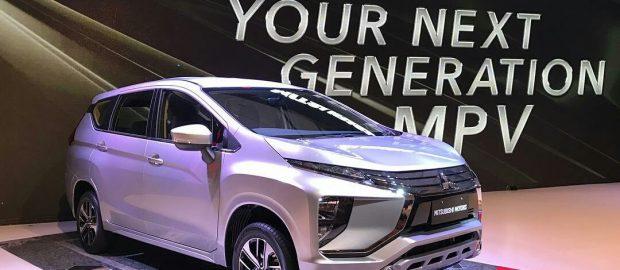 Di Bali, Mitsubishi Expander Dijadwalkan Launching 18 Agustus 2017