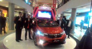 Honda Surabaya Center Pasang Target New Honda Jazz Naik 27%