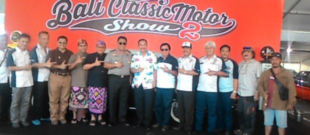 BCMS 2 Resmi Dibuka, Kapolda Bali Berpesan Kampanyekan Keselamatan Berkendara