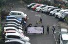 SIC Dewata Gelar Touring Bertajuk 'Bali Aman Untuk Pariwisata'