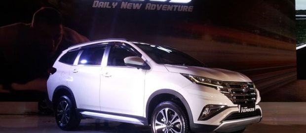 Pra Peluncuran All New Terios, Dealer Daihatsu Bali Genjot Inden SPK