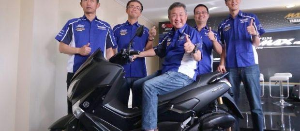 Yamaha Rilis NMax Model 2018