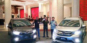 Kuarter I, Honda Bukukan Penjualan 8.874 Unit