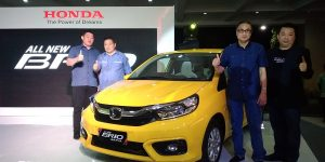 Dengan All New Brio, Honda Kejar Target 500 Unit City Car di Bali